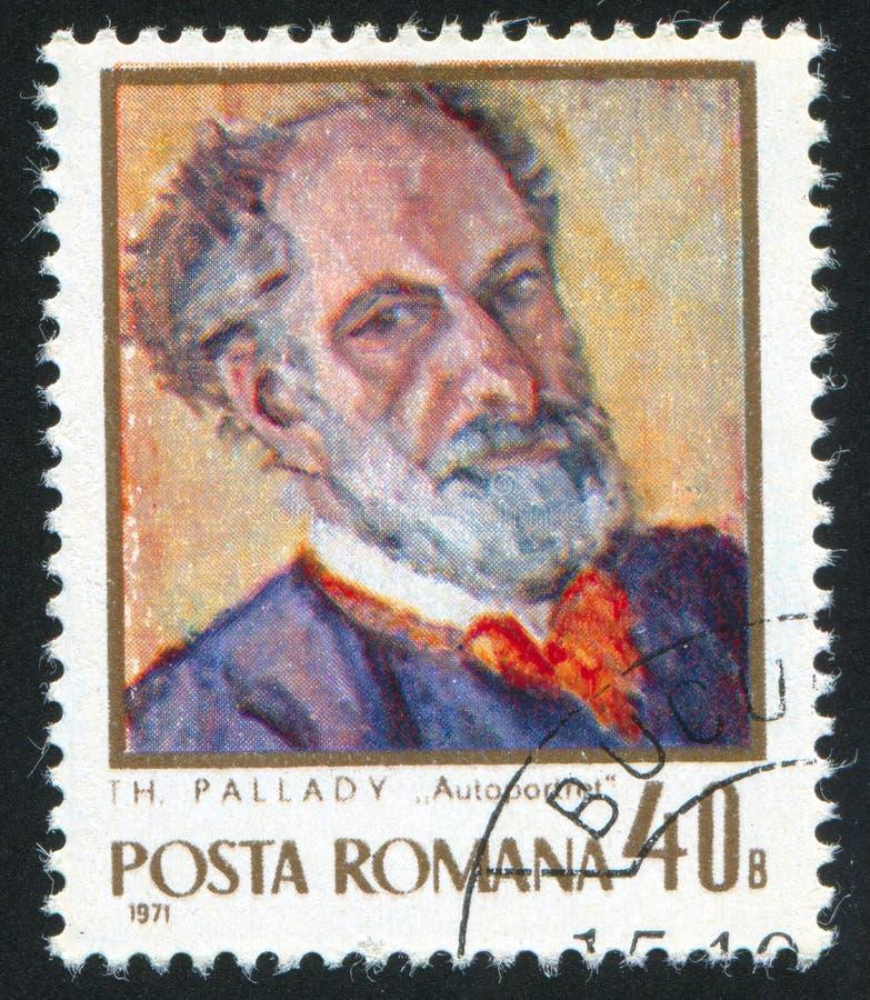 Theodor Pallady imagen de archivo