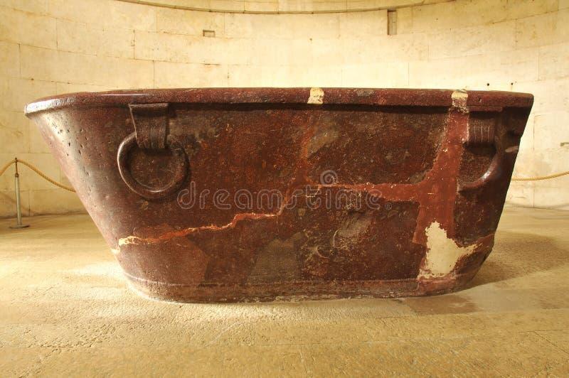 theodoric S sarkofag fotografia royalty free