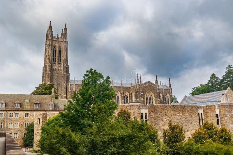 Theologische Fakultät bei Duke University stockfoto
