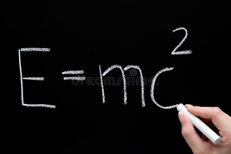 Theorie der Relativität stockbilder