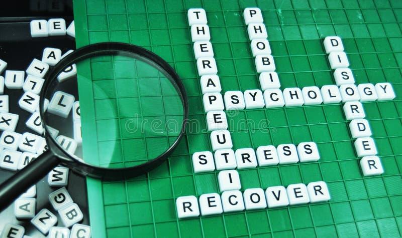 Therapie stock foto