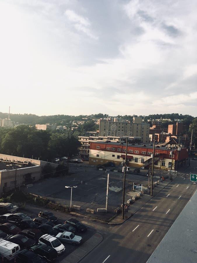 West Virginia University stock image