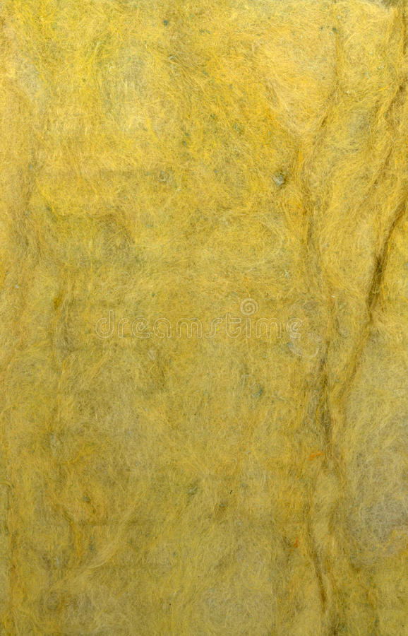 Thermal insulation material texture royalty free stock photo
