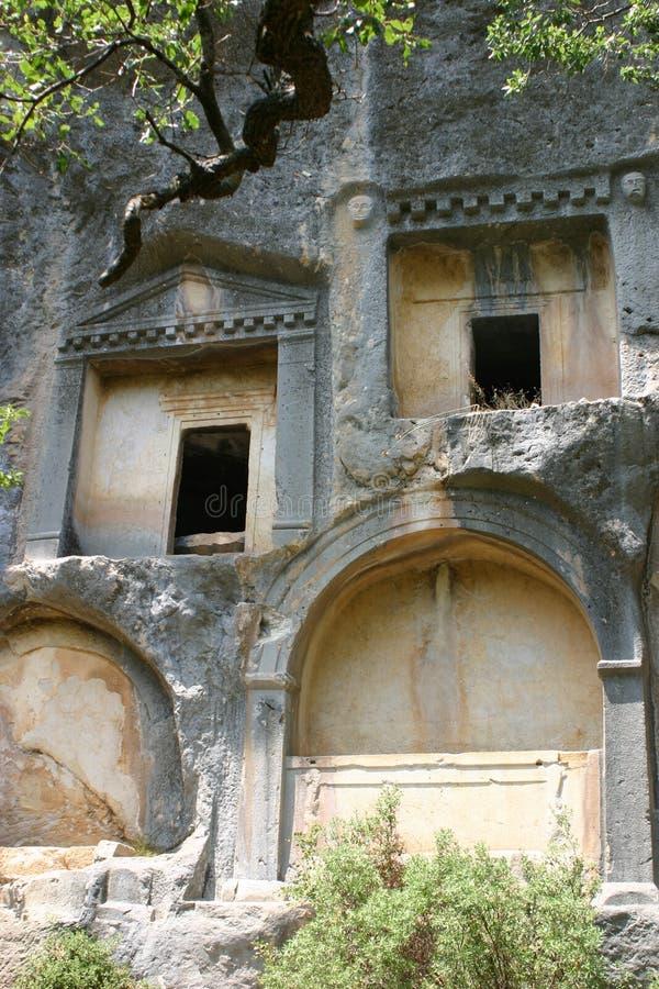 Thermessos ruins 6 royalty free stock photo