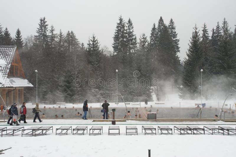 Thermisch stock foto
