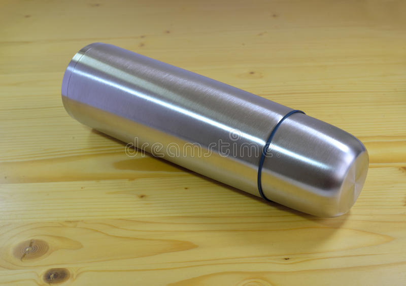Thermo flask royalty free stock photos