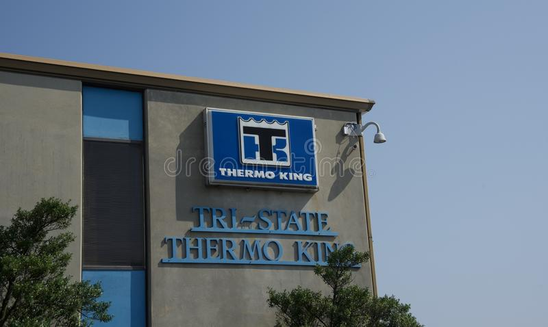Thermo King Company royalty-vrije stock fotografie