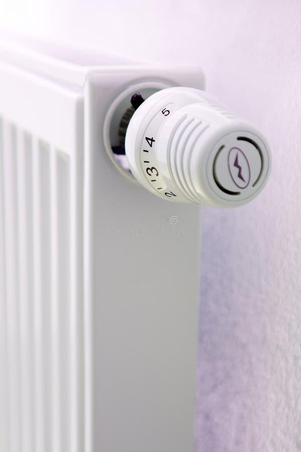 Thermo-Regulator stock fotografie