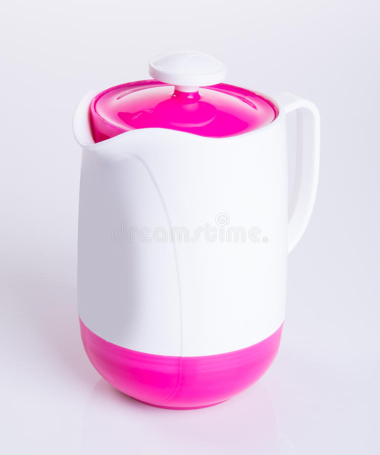 Thermo or Thermo flask on a background. Thermo or Thermo flask on a background stock images