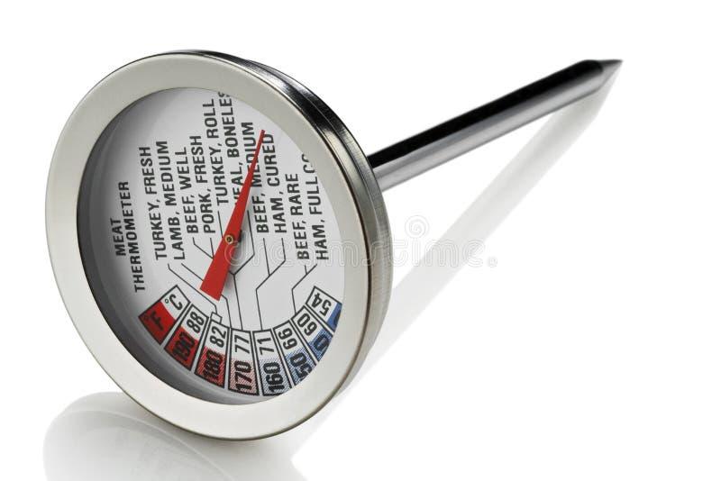 Thermometer stock fotografie