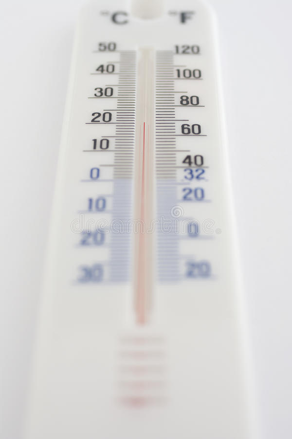 thermometer stock foto's
