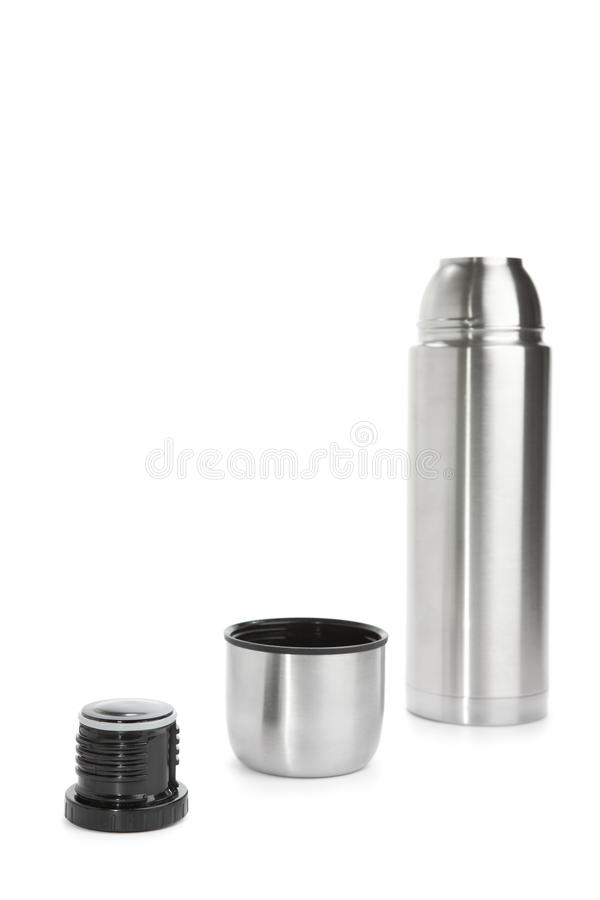 Download Thermos stock photo. Image of isolating, aluminum, equipment - 18322464