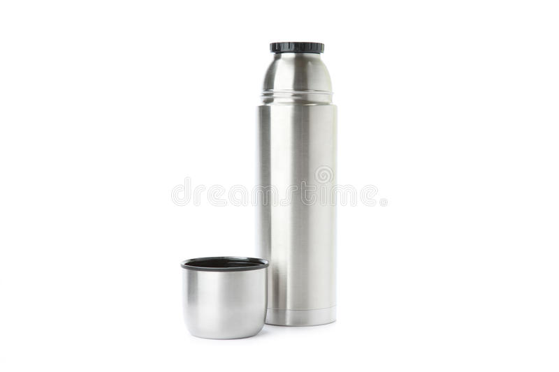 Download Thermos stock photo. Image of container, insulate, object - 18322680