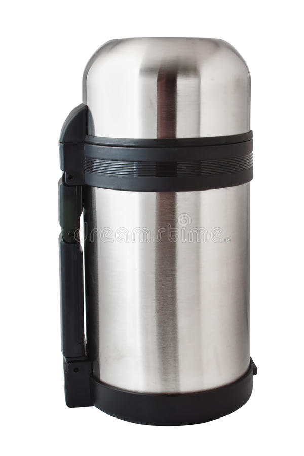 Download Thermos stock image. Image of iron, chrome, equipment - 22538695