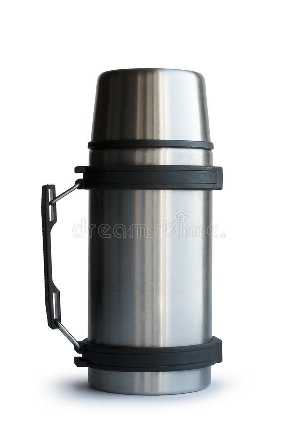 Thermos royalty free stock photography