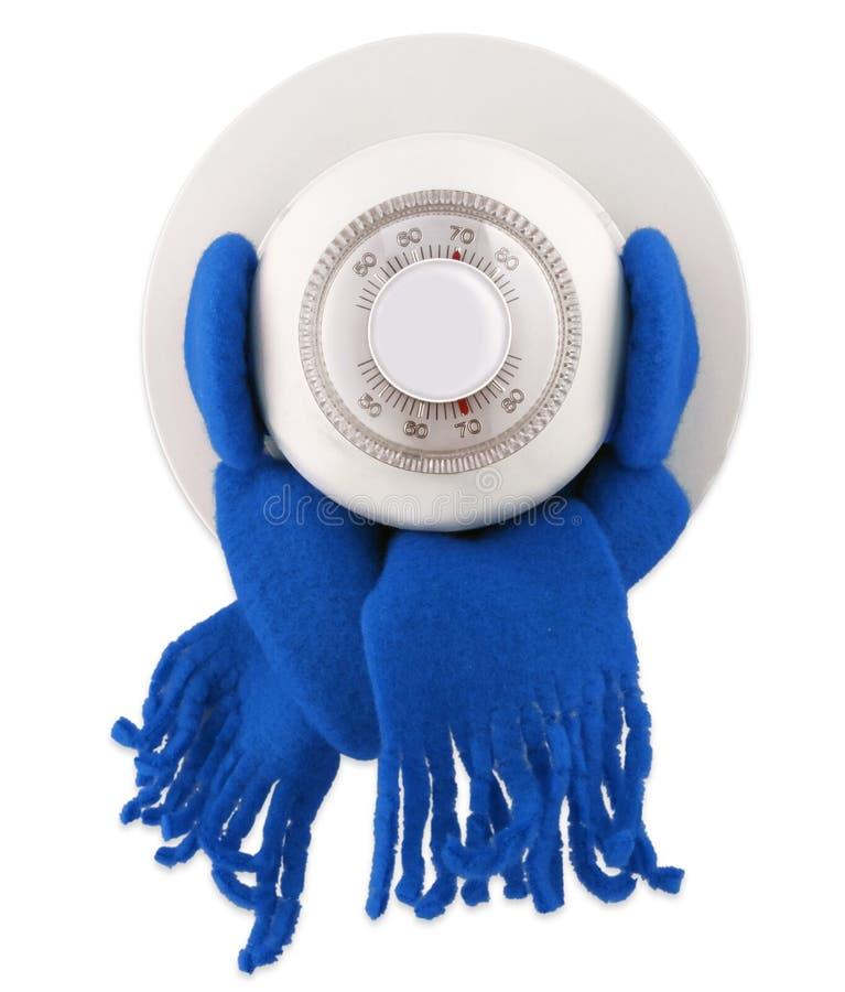 Thermostat stockbilder