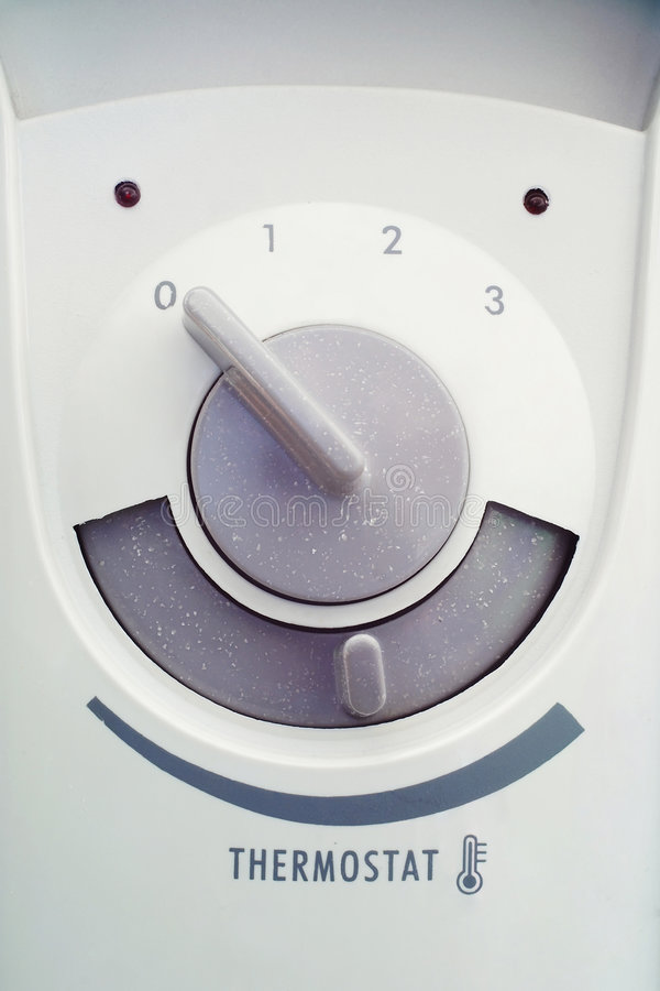 Download Thermostat stock image. Image of background, electric - 3065411