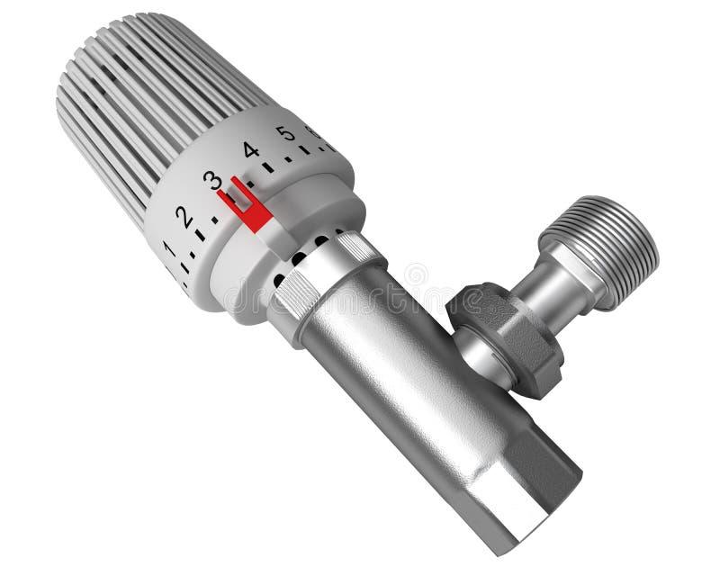 thermostat illustration de vecteur