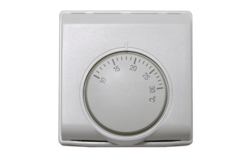 Thermostat photos libres de droits
