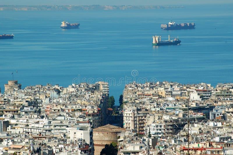 Thessaloniki stock foto
