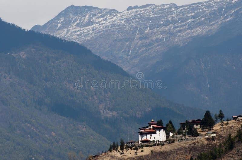 Thimpu - Μπουτάν στοκ φωτογραφίες με δικαίωμα ελεύθερης χρήσης