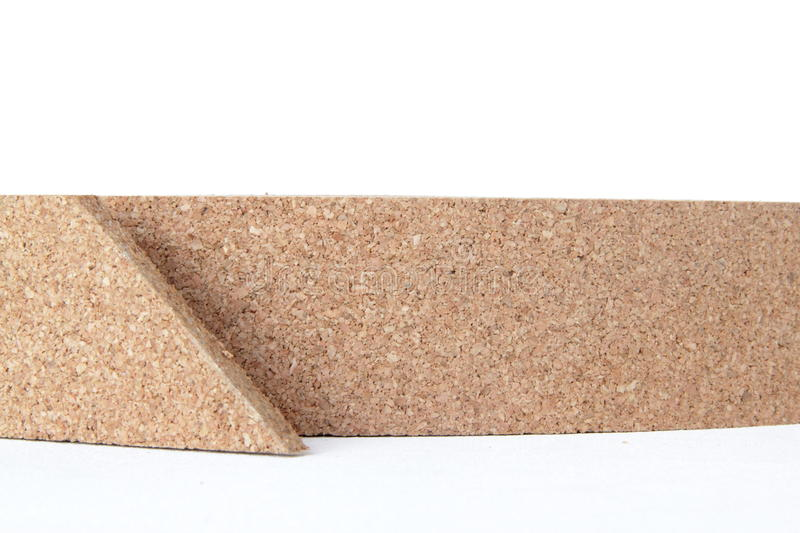 Download Thin cork roll closeup stock image. Image of natural - 32249919