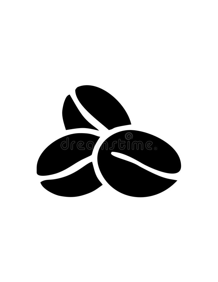 thin line coffee bean icon stock vector illustration of drink rh dreamstime com Coffee Clip Art Coffee Mug