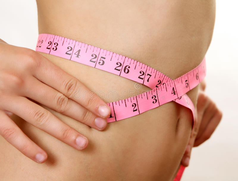 Download Thin waist stock image. Image of body, idea, waist, pink - 21491901