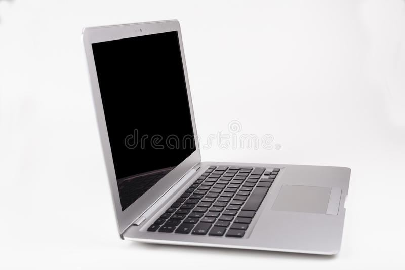Download Thini Laptop stock illustration. Image of free, business - 26598296