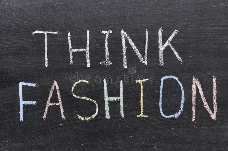Download Think Fashion Stock Photography - Image: 33686742