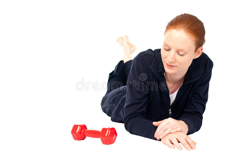 Download Think Fitness stock image. Image of concept, dumbbell - 18040215