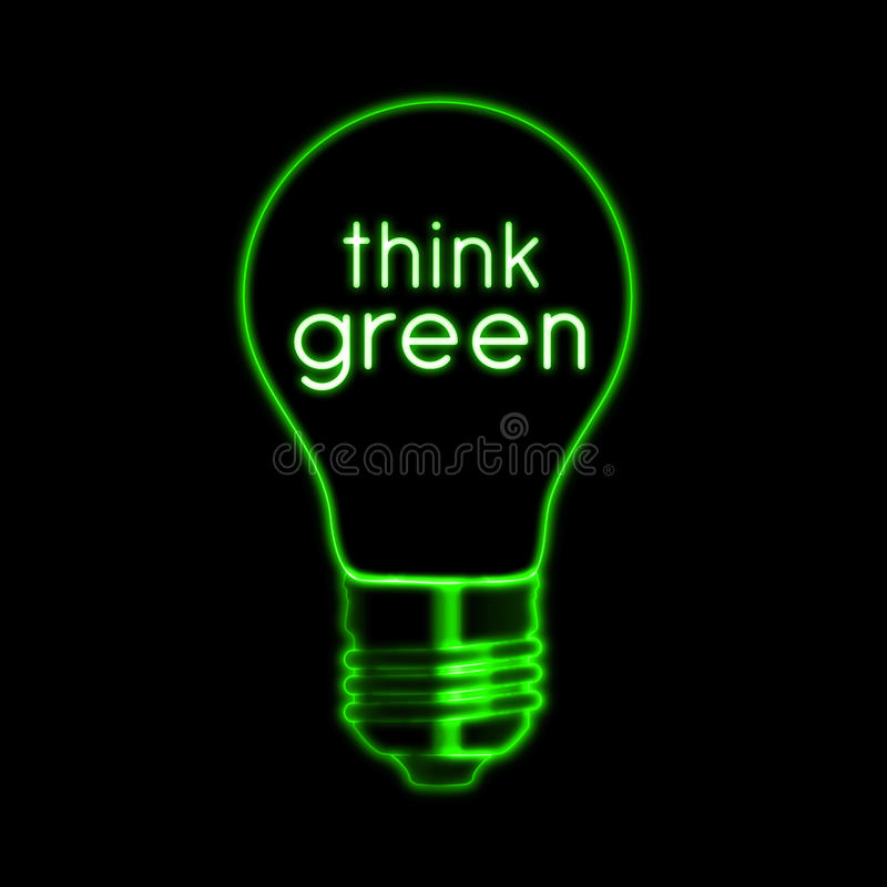Download Think green stock photo. Image of association, power - 25140078