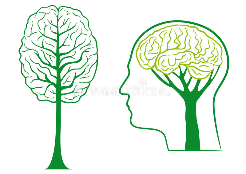 Download Think Green, Vector Royalty Free Stock Image - Image: 12790786