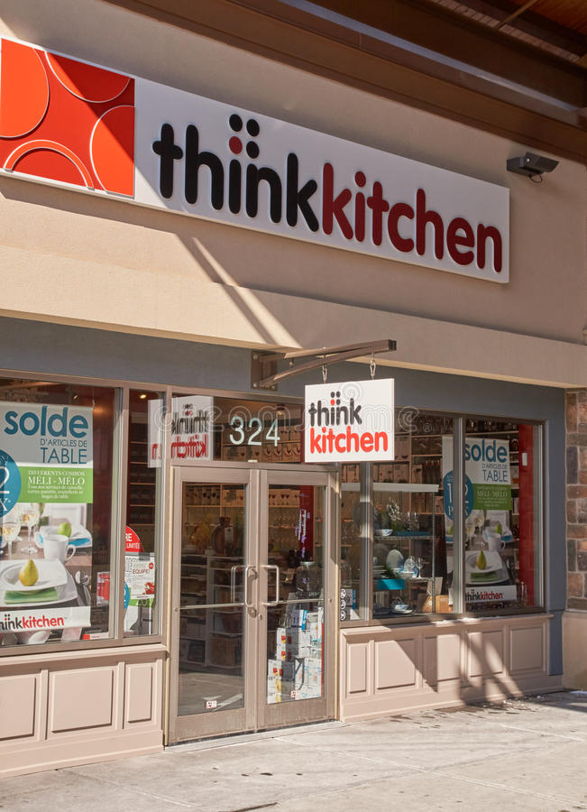 Download Think Kitchen Outlet. Editorial Photo   Image: 67924786