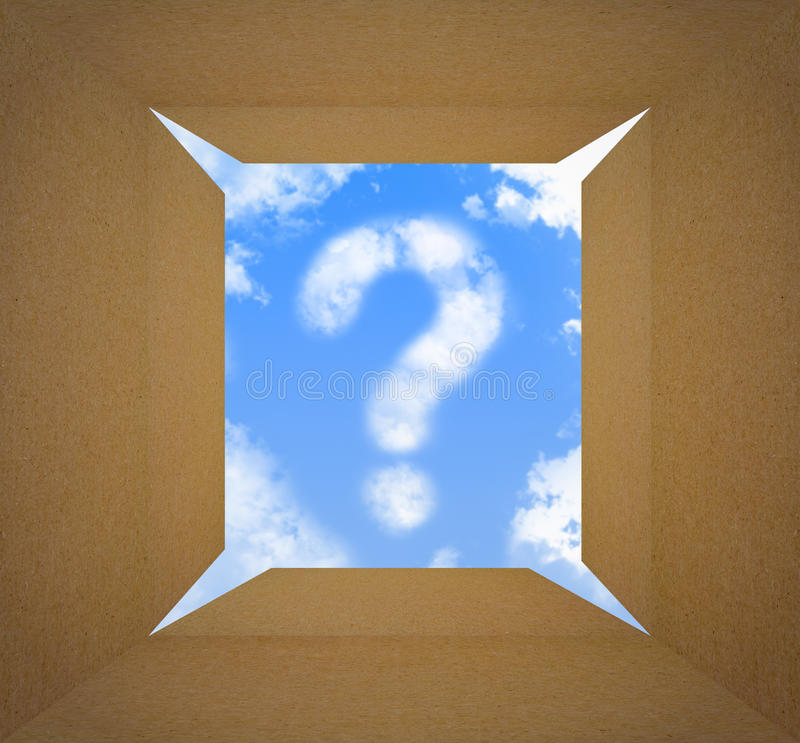 Download Think Outside The Box Royalty Free Stock Photography - Image: 28056947