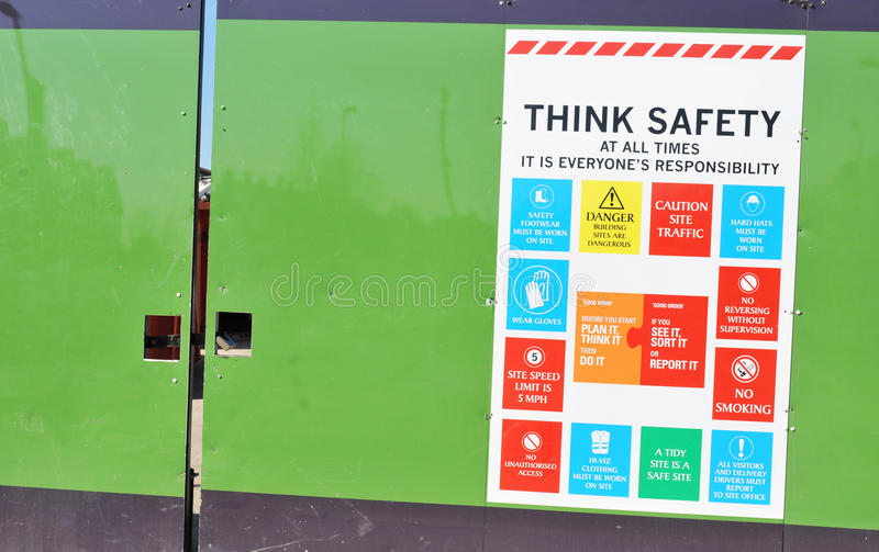 Download Think safety stock image. Image of equipment, safely - 24323619