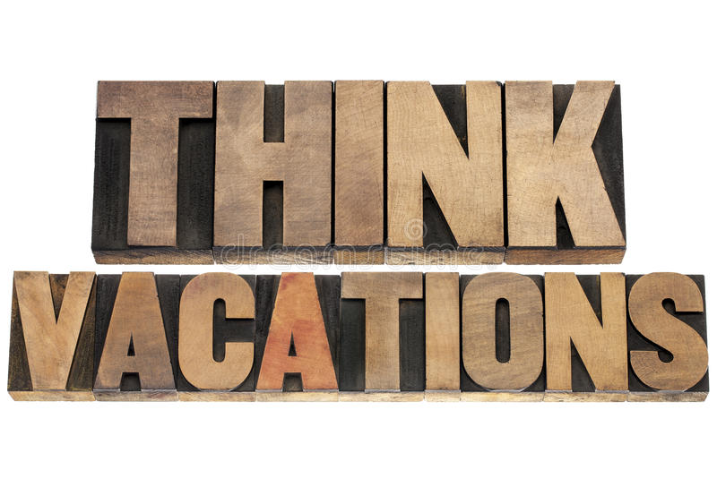 Download Think Vacations Stock Photography - Image: 29629972