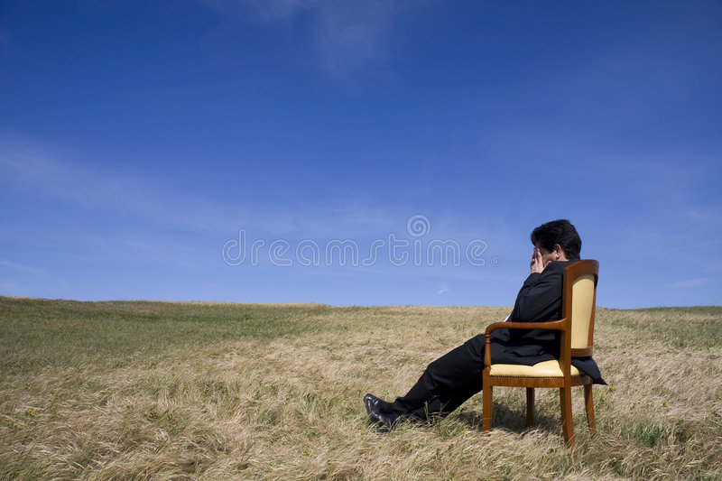 Download Thinking stock photo. Image of corporate, countryside - 9204588