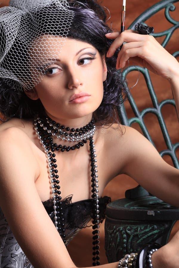 Free Thinking Lady Stock Photos - 16056753