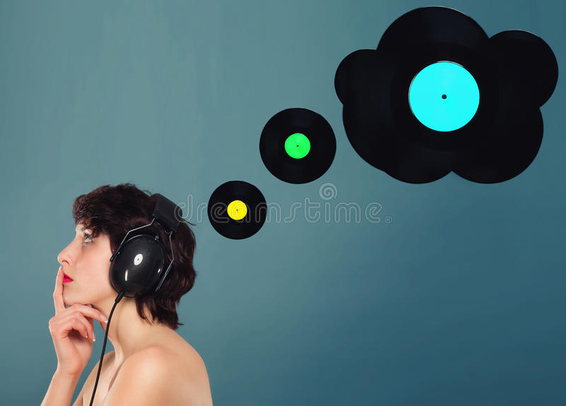 Thinking about music stock photography