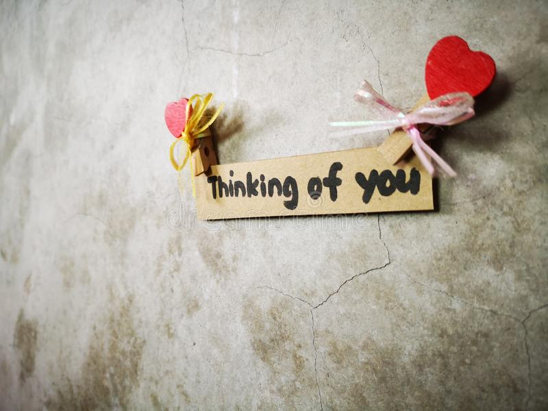 Thinking You Message Stock Images - Download 904 Royalty ...