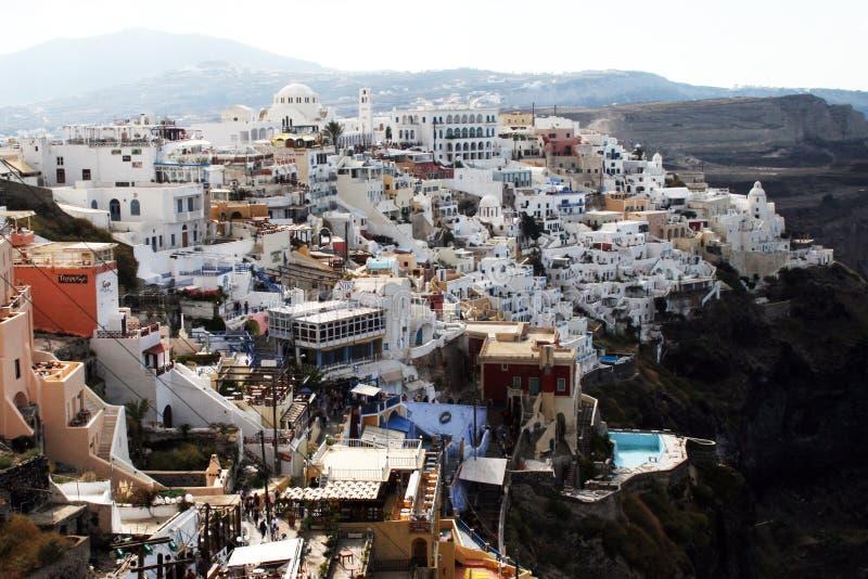 Download Thira redaktionelles bild. Bild von griechisch, europa - 27726095