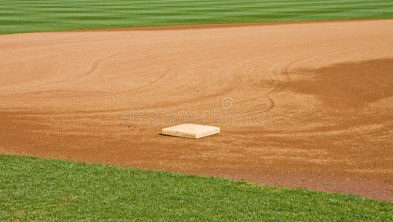Download Third Base stock image. Image of sports, dirt, baseline - 10149359