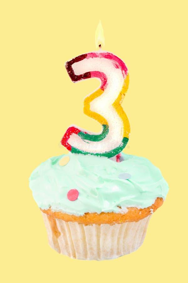Download Third birthday stock photo. Image of celebration, sugar - 12339126