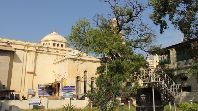 Thirumail Nayakkar Mahal royalty-vrije stock afbeeldingen