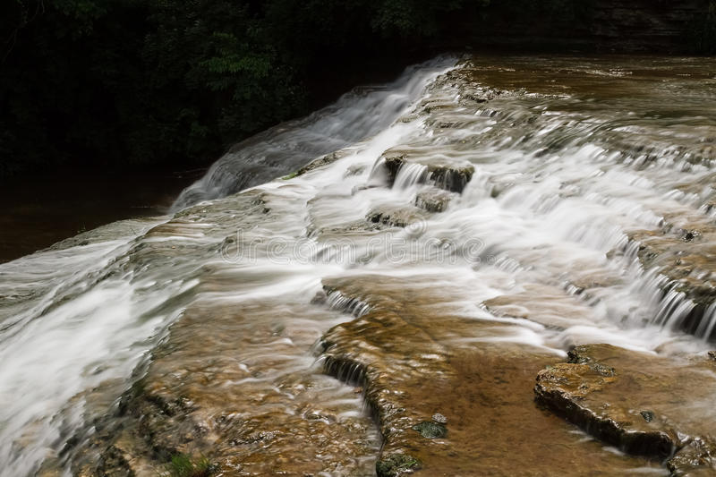 Thistlewaite Falls royalty free stock images