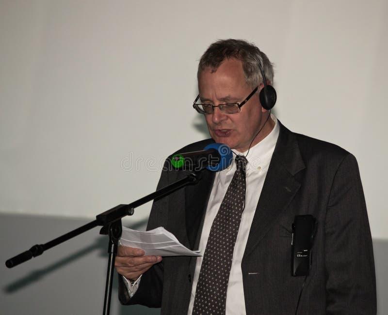 Thom Palmen at the Comedy Cluj Awards Ceremony