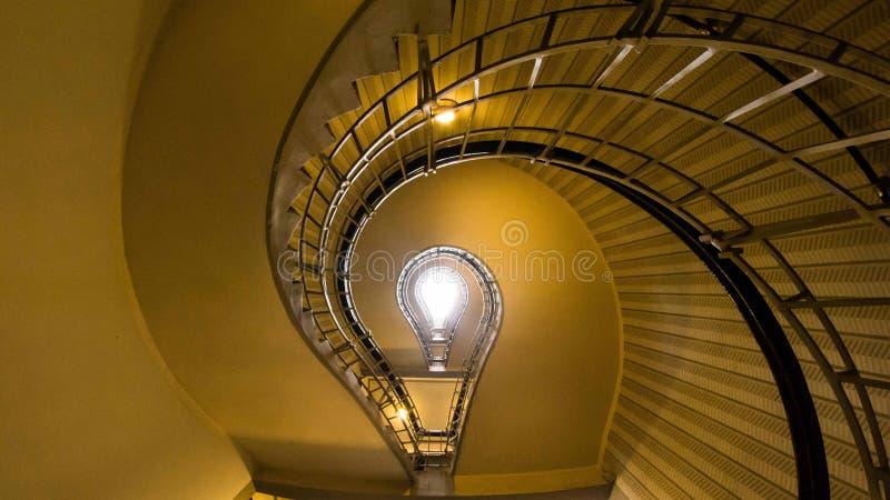 Φόρος στο Thomas Alva Edison στοκ φωτογραφία με δικαίωμα ελεύθερης χρήσης