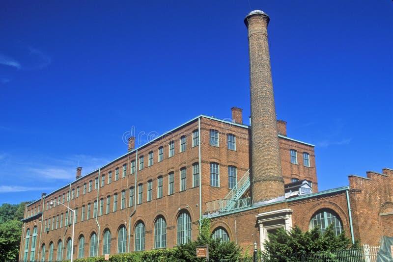 Thomas Edison Labs bei Edison National Historic Site in West Orange, NJ stockbilder