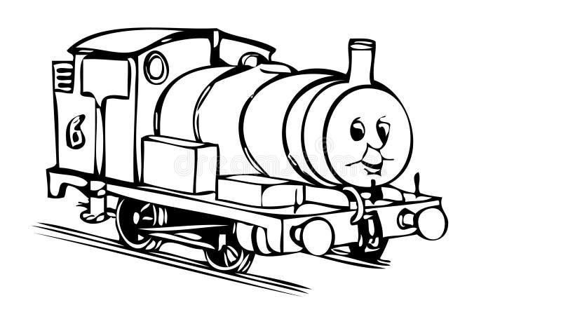 Thomas Engine - Percy royalty-vrije stock afbeelding